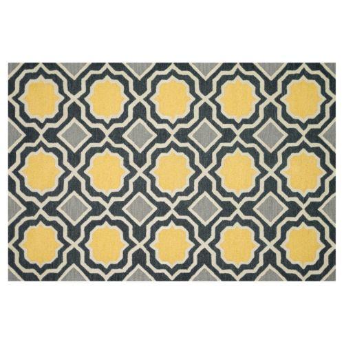 Loloi Weston Marrakesh Geometric Wool Rug