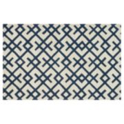 Loloi Weston Crisscross Pattern Wool Rug