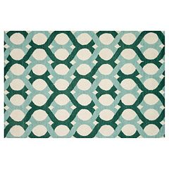 Loloi Weston Trellis Wool Rug