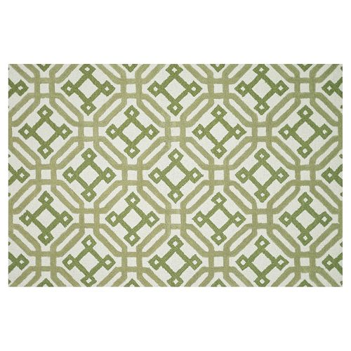 Loloi Weston Contemporary Geometric Wool Rug