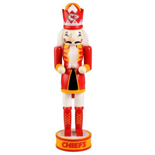 Kansas City Chiefs Nutcracker