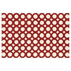 Loloi Weston Circles Wool Rug