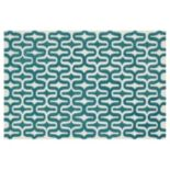 Loloi Weston Retro Geometric Wool Rug