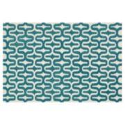 Loloi Weston Retro Geometric Wool Rug
