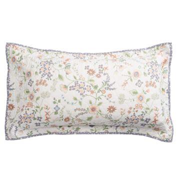 Home Classics® Sarah Purple Floral King Sham