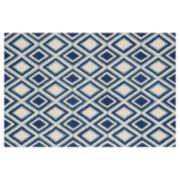 Loloi Weston Diamond Geometric Wool Rug