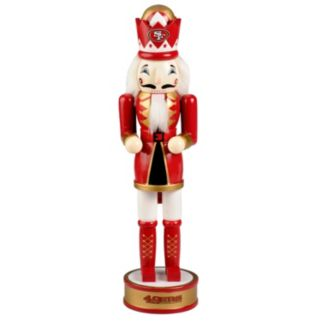 San Francisco 49ers Nutcracker