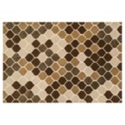 Loloi Weston Mosaic Geometric Wool Rug