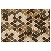 Loloi Weston Mosaic Geometric Wool Rug