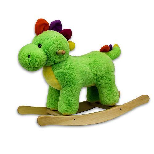 PonyLand Toys Rocking Dinosaur