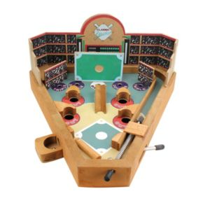Pinball-Style Baseball Game by Homewear