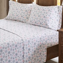 King Pink Flannel Sheets Bedding Bed Bath Kohl S