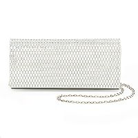 Lenore by La Regale Rhinestone Clutch