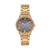 Citizen Women's Crystal Stainless Steel Watch