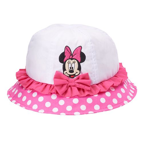 f6a2331a3f2 Disney Minnie Mouse Toddler Girl Bucket Hat