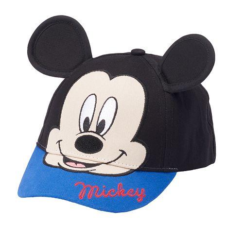 984b5f4139aa95 Disney Mickey Mouse Toddler Baseball Cap