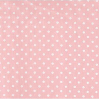 Trend Lab Pink Sky Polka-Dot Changing Pad Cover