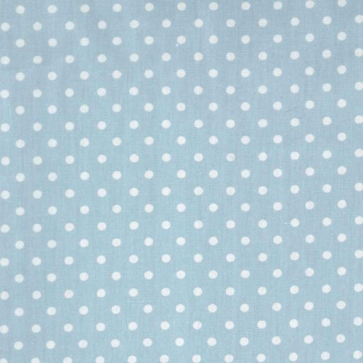 Trend Lab Blue Sky Polka-Dot Changing Pad Cover