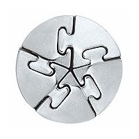 BePuzzled Hanayama Level 5 Spiral Cast Puzzle