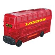 BePuzzled 53-pc. London Bus 3D Crystal Puzzle