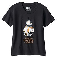 Toddler Boy Star Wars: Episode VII The Force Awakens BB-8 Graphic Tee