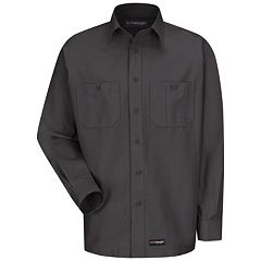 Men's Wrangler Workwear Work Shirt