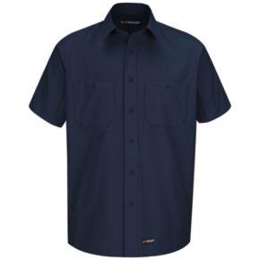 Men's Wrangler Workwear Work Shirt