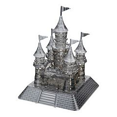 BePuzzled 104-pc. Castle 3D Crystal Puzzle
