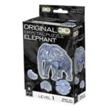 BePuzzled 40-pc. Elephant 3D Crystal Puzzle