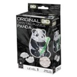 BePuzzled 41-pc. Panda 3D Crystal Puzzle