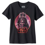 Toddler Boy Star Wars Classic Darth Vader Graphic Tee
