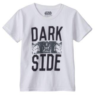 Toddler Boy Star Wars: Episode II The Force Awakens Darth Vader Tee