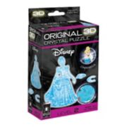 Disney's Cinderella 41-pc. 3D Crystal Puzzle by BePuzzled