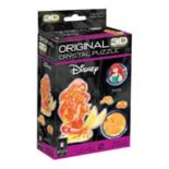 Disney's Ariel 44 pc 3D Crystal Puzzle by BePuzzled