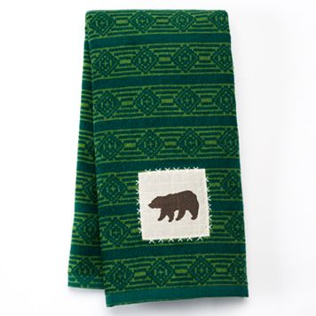 Celebrate Local Life Together Bear Patch Kitchen Towel