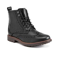 XRay Grand Men's Wingtip Ankle Boots