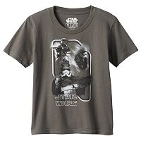 Toddler Boy Star Wars: Episode VII The Force Awakens Stormtrooper Gray Graphic Tee