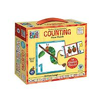 The Very Hungry Caterpillar 26 pc Counting Floor Puzzle by BePuzzled