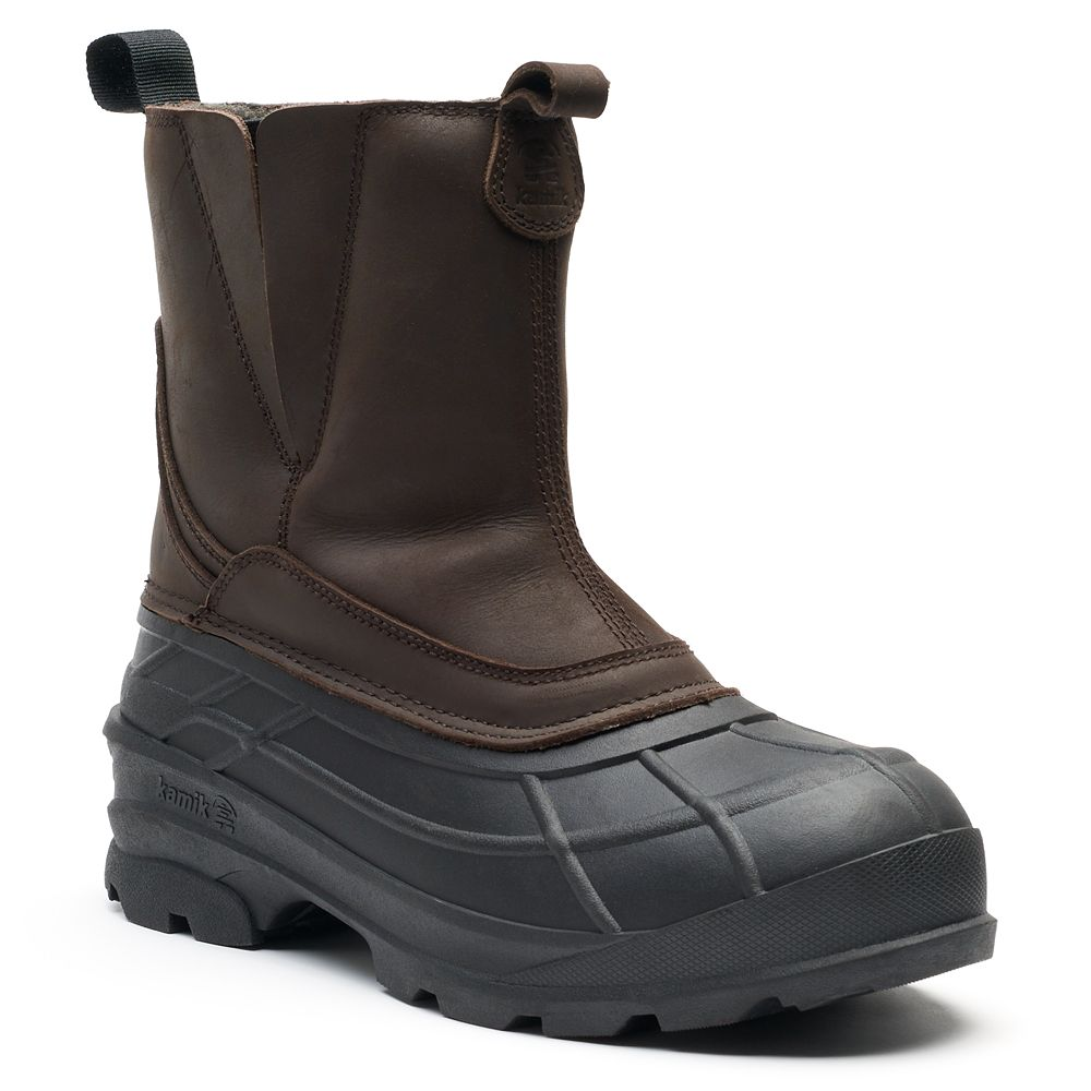 Kamik Dawson Men's Waterproof ... Winter Boots clearance low cost geniue stockist for sale CY1Qk