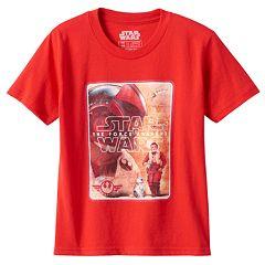 Toddler Boy Star Wars: Episode VII The Force Awakens Poe Dameron Graphic Tee