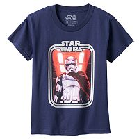 Toddler Boy Star Wars: Episode VII The Force Awakens Captain Phasma Graphic Tee