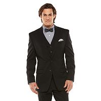 Big & Tall Chaps Performance Classic-Fit Wool-Blend Comfort Stretch Suit Jacket