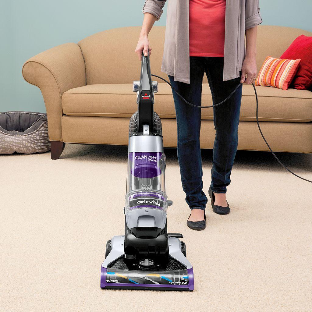 BISSELL CleanView Deluxe Rewind Vacuum (1322)