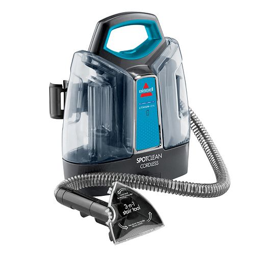 BISSELL SpotClean Cordless Portable Deep Cleaner (1570)