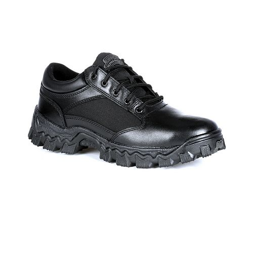 Rocky AlphaForce Men's Oxford Water-Resistant Utility Shoes