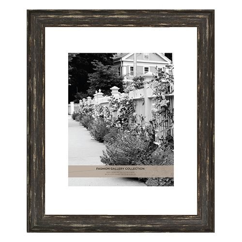 Enchante Accessories Distressed Black 11 x 14 Frame