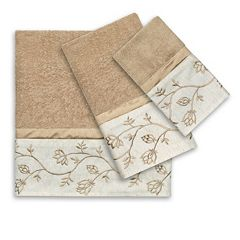 Popular Bath Maddie 3-piece Towel Set