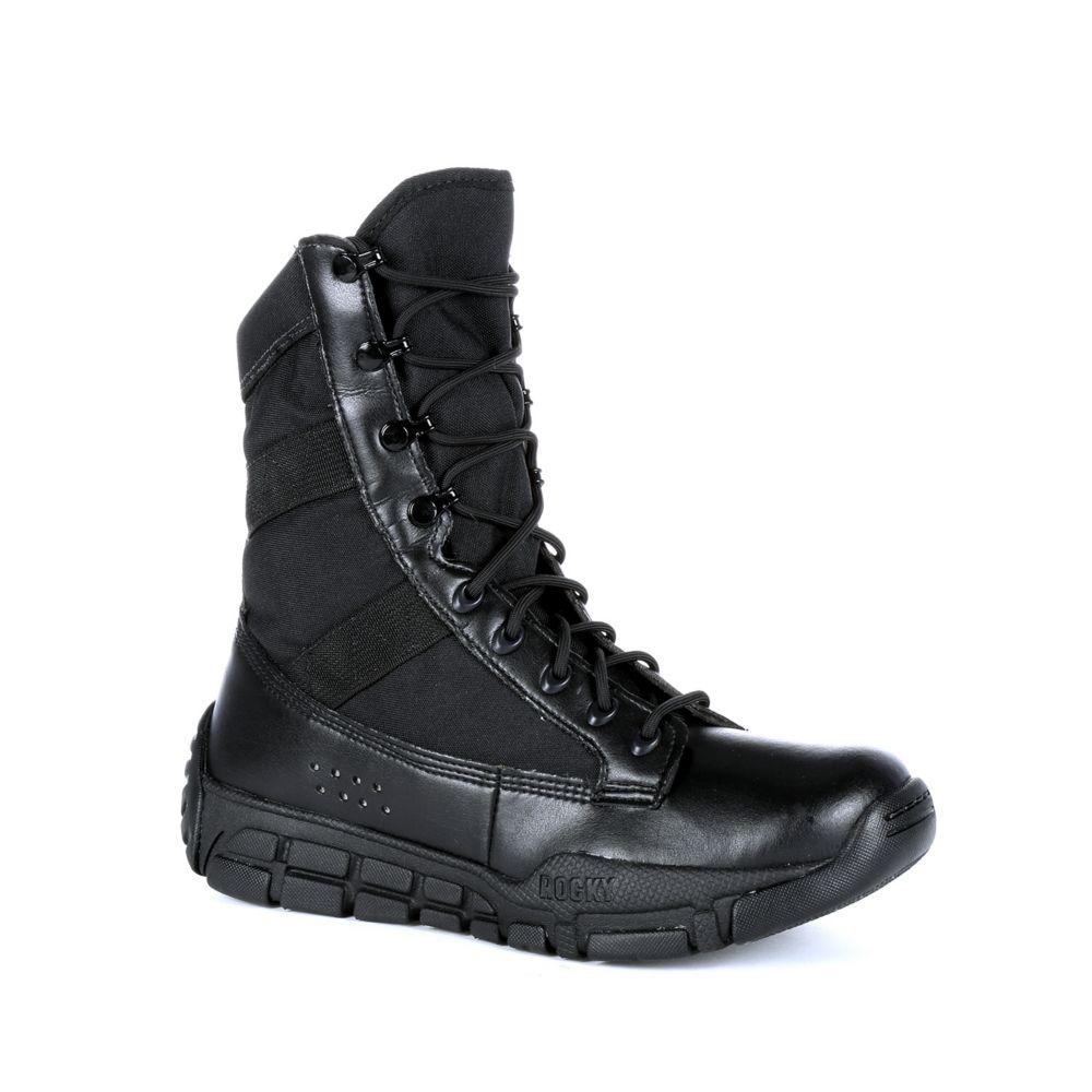 Rocky C4T Men's Water ... Resistant Work Boots