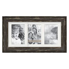 Enchante Accessories 4' x 6' Distressed Collage Frame
