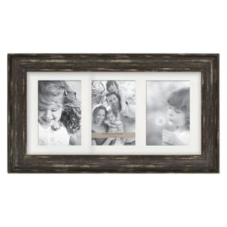"""Enchante Accessories 4"""" x 6"""" Distressed Collage Frame"""